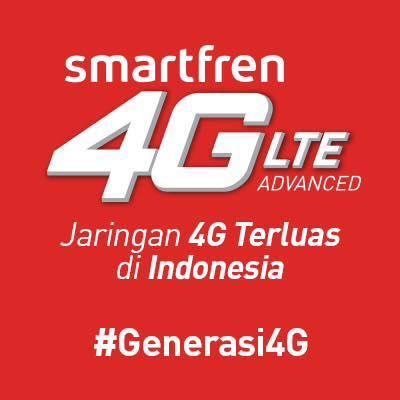 4G LTE indonesia