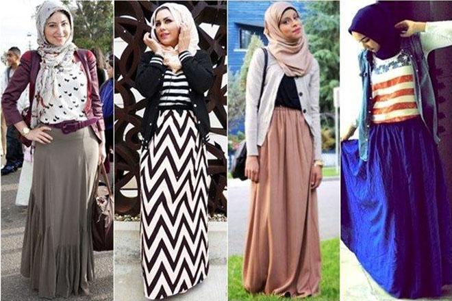 Tips Berpakaian Untuk Wanita Berhijab