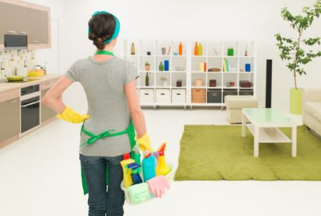 home cleaning in Singapore bringcleaner