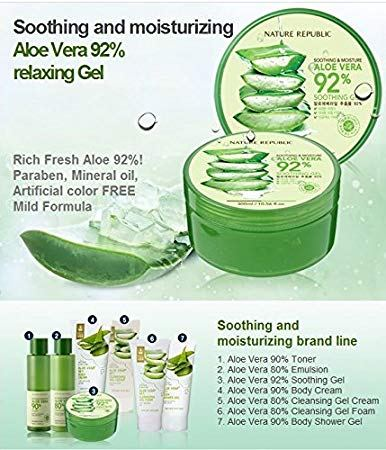 Aloe Fresh Soothing Gel