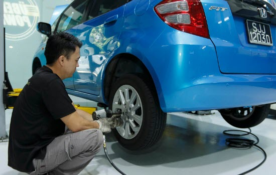 cheap car servicing package