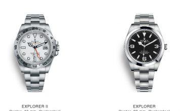 Beli Jam Tangan Mewah Rolex Original Hanya Di Cortina Watch